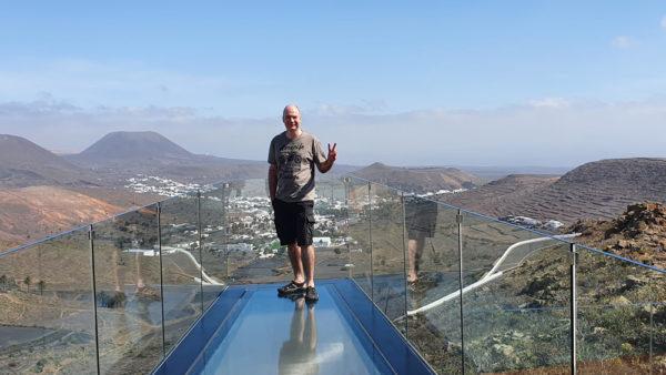 Jens Pressel Lanzarote 2021 Mirador de Haria