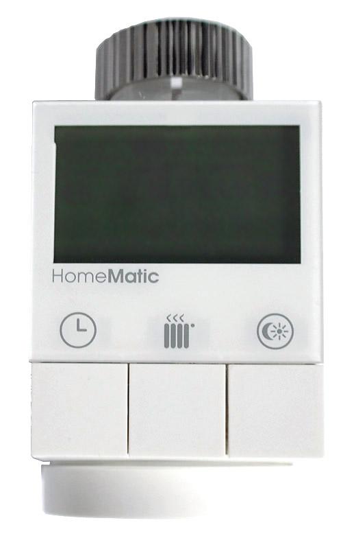 homematic heizk rperthermostat test praxistest. Black Bedroom Furniture Sets. Home Design Ideas