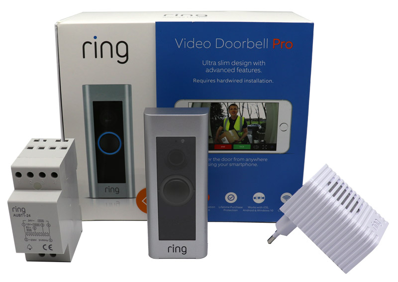 ring video doorbell pro installation anleitung ring app. Black Bedroom Furniture Sets. Home Design Ideas